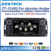 fit for chrysler voyager car audio system with car dvd gps navigation system