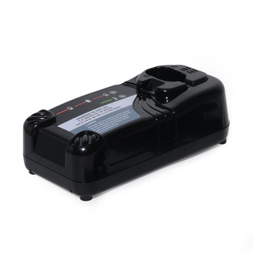POWERAXIS Replacement Hitachi UC18YRL Charger for 7.2V-18V Ni-CD Ni-MH Li-ion Battery