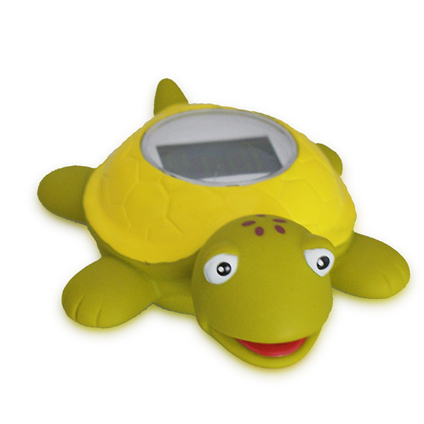 Mini Wholesale Custom Digital Bath Thermometer Turtle Shape Toy Bath Thermometer For Baby Bath