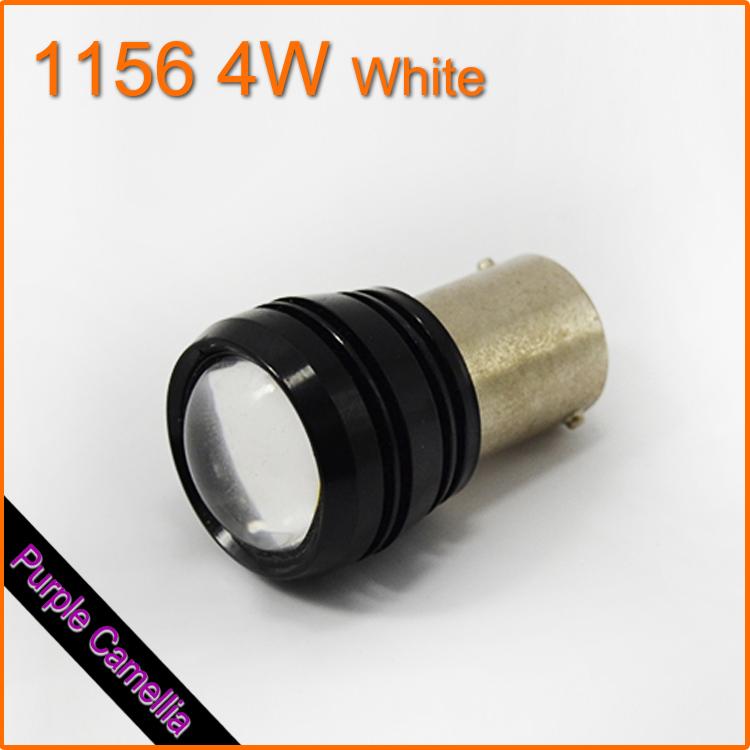 1156 4 Вт 5050 SMD из светодиодов белый лёгкие автомобиль заднего хода   Turniing   резервного копирования   задняя часть лампа 5 шт. / lot CL0057P