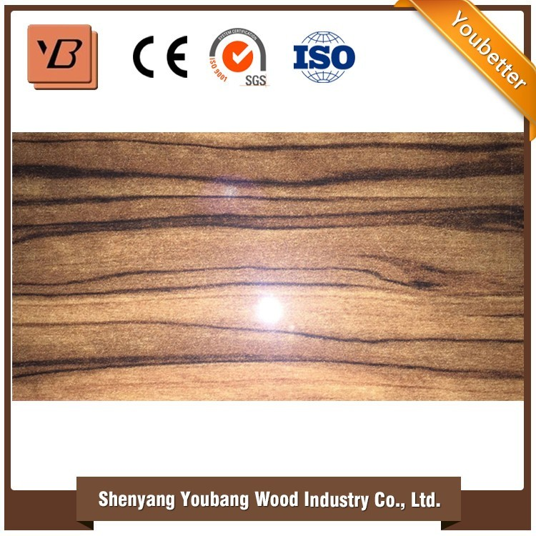 High Quality High Gloss Wooden Design Fiber Cement Board For ...