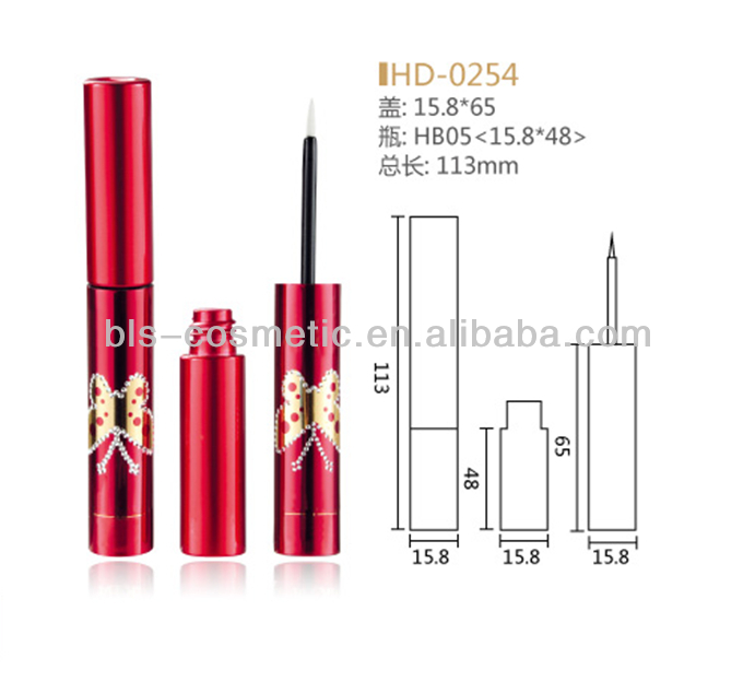Custom Make Up Waterproof Eyeliner Liquid