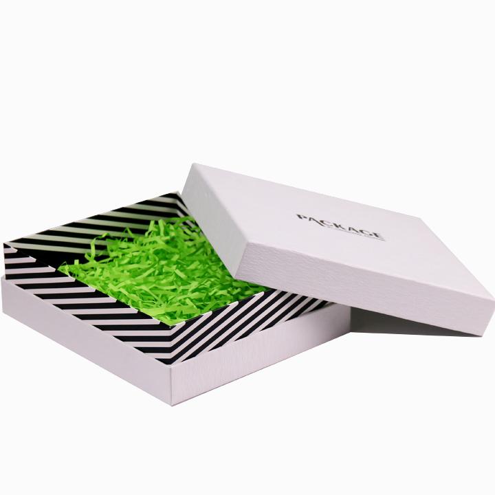 Benutzerdefinierte Luxus Starre Karton Geschenk Verpackung deckel und basis box