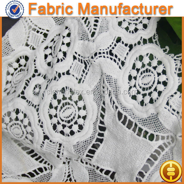 African Swiss Voile Lace Fabric,100% Cotton Chemical Lace Fabric ...