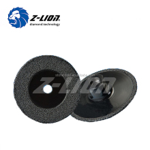 Z-Lion High efficiency granite porcelain tiles diamond grinding wheel