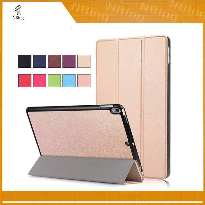 Cases for <strong>iPad</strong> PRO 10.5, PU Leather Business Folio Stand Wake Smart Cover Case for <strong>iPad</strong> PRO 10.5