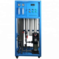 1500GPD Reverse Osmosis Water treatment machine for tap water to pure water