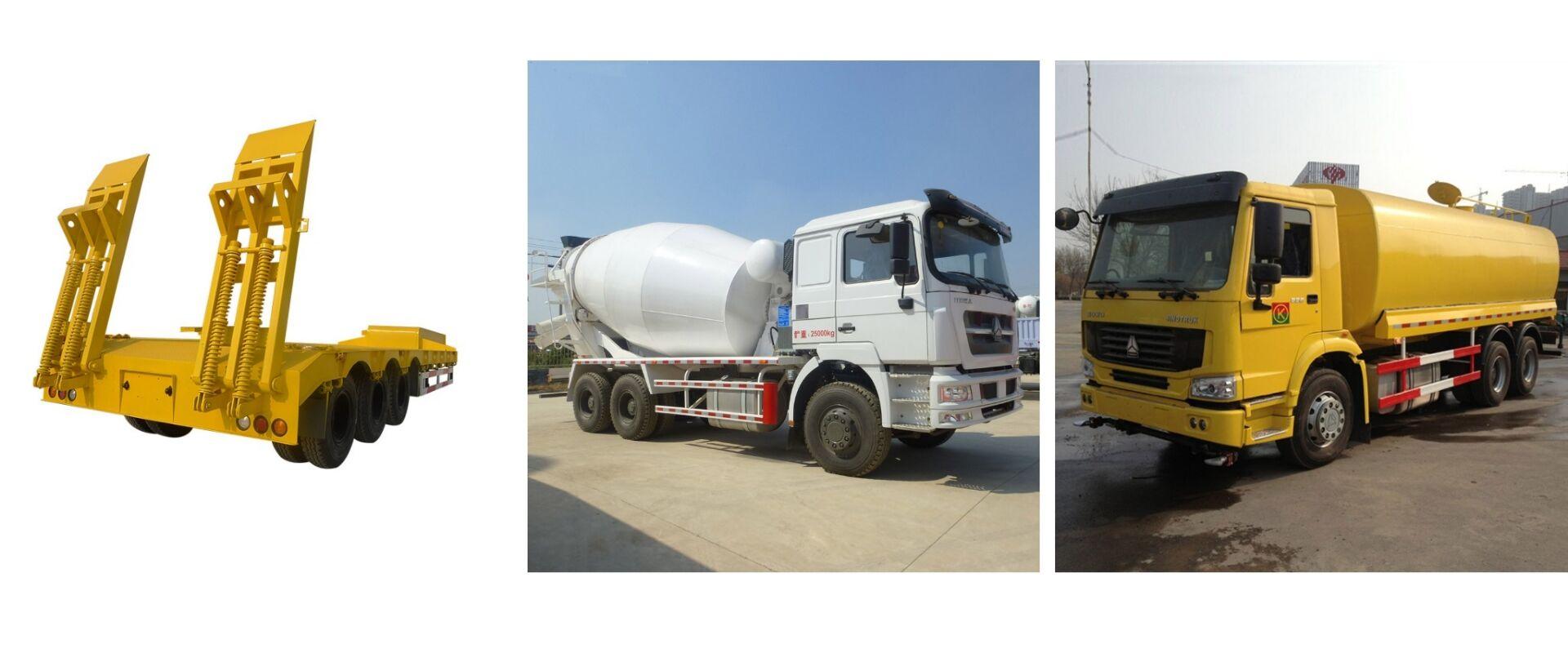 低価格 Sinotruck Howo 371hp 336hp 420hp 6X4 10 輪トラックヘッド電源トレーラートラクター価格