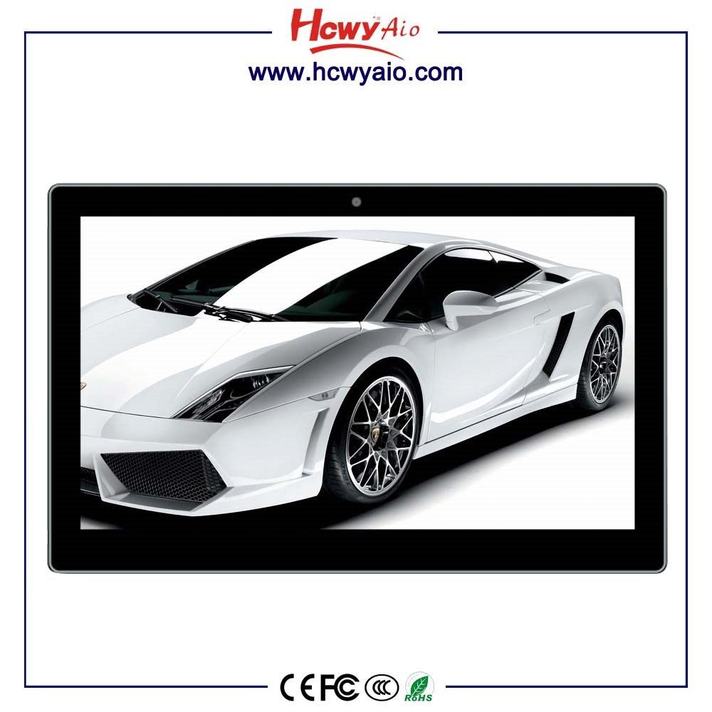 "Android industrial panel pc 27"" wifi touch screen android panel pc 27'' android tablet pc 27inch android PC with dc12V"