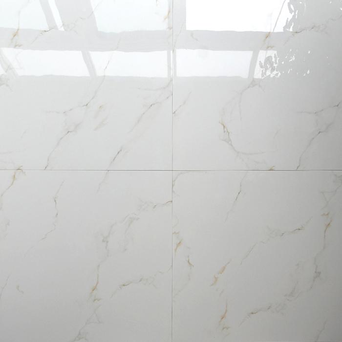 Hb6248 Calacatta Porcelain Tile/cera Floor Tile/ceramic And Tile ...