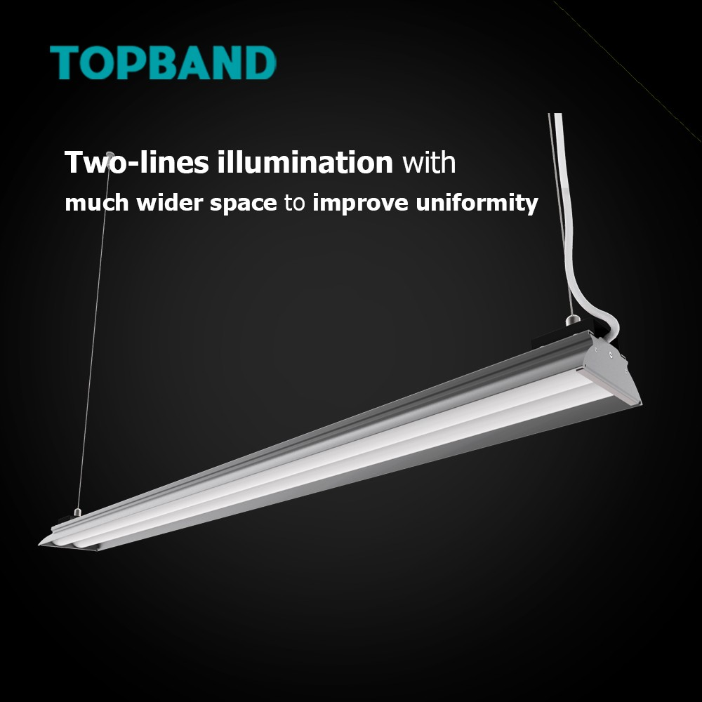 120cm 4400Lm LED shop Light linear CE RoHS UL CUL