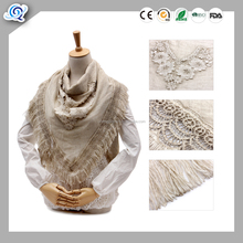 TOP Triangle Floral Scarf Women Fashion Scarf Popular 180*70 viscose Fibers Scarves