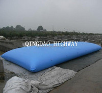 Soft Portable and movable TPU & PVC outdoor flexible water tank 200m3