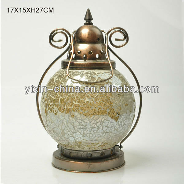 outdoor hanging mosaic lantern candle holders outdoor hanging mosaic lantern candle holders suppliers and at alibabacom - Outdoor Candle Lanterns