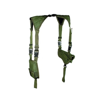 Tactical Concealment Left and Right Hand Nylon Shoulder gun holster