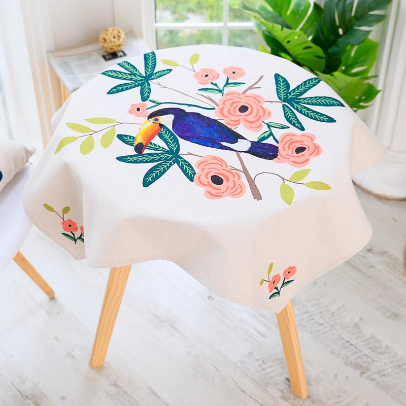 Contoh Gambar Bunga Untuk Taplak Meja