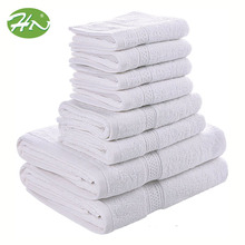 China Supplier Supply With Loop Picture Mini Hotel Hand Towel