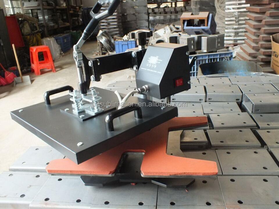 heat press machine and printer