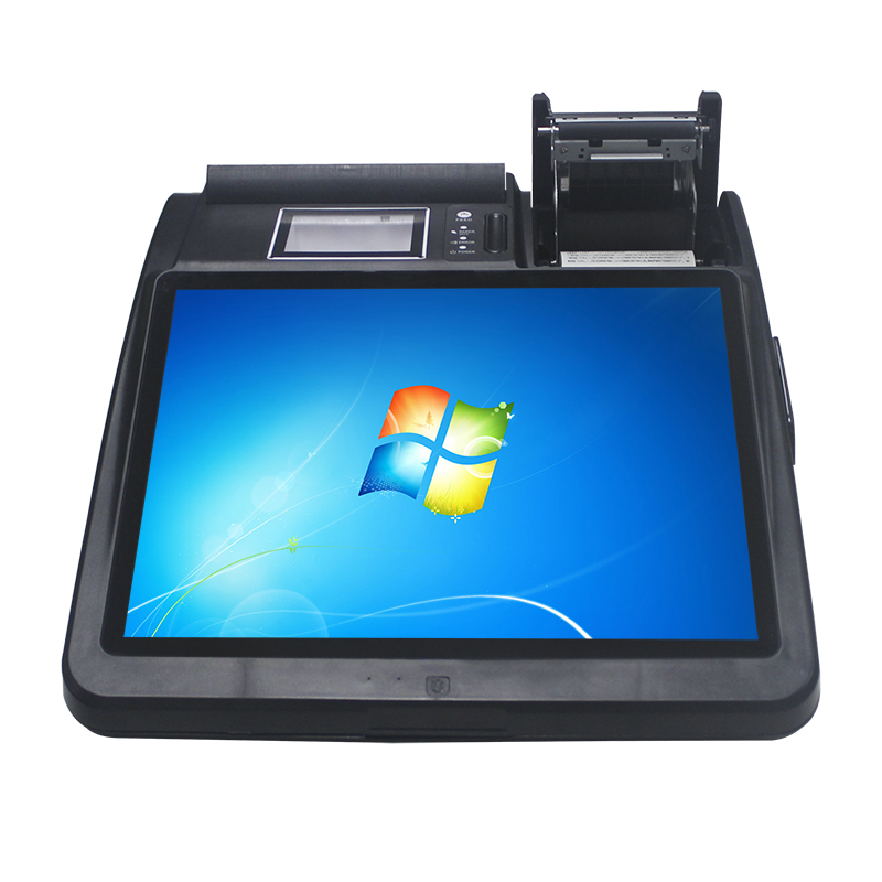 "Rifornimento della fabbrica 14 ""Tablet RFID Stampante All In One di Windows Android Terminale Pos"