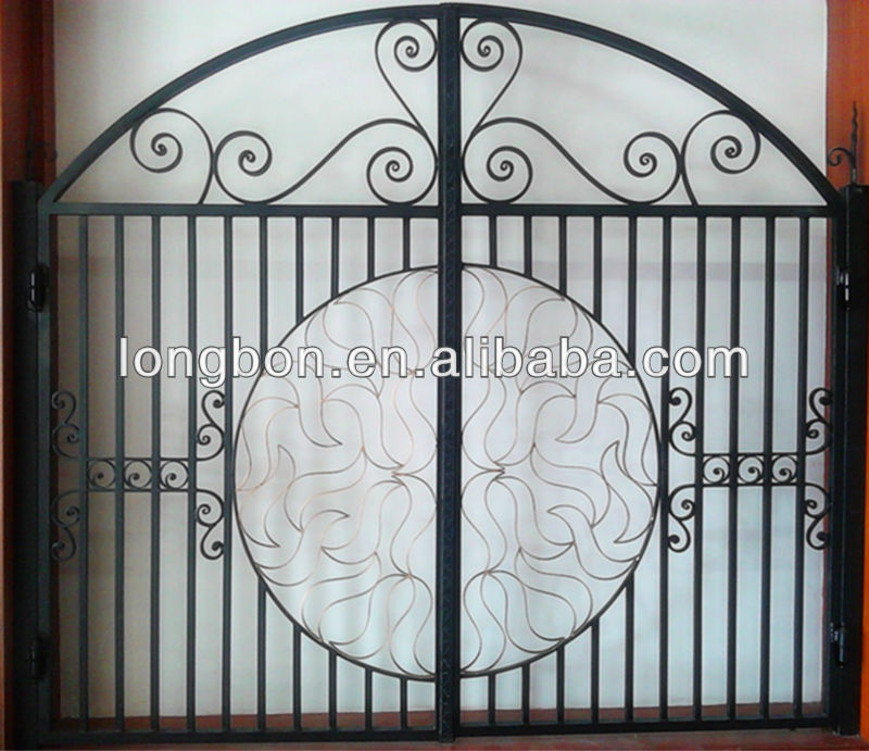 Simple Iron Gate, Simple Iron Gate Suppliers and Manufacturers at ...