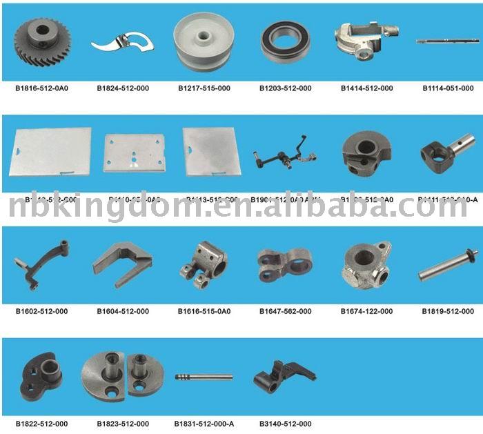 Juki Lh-515 Parts 1