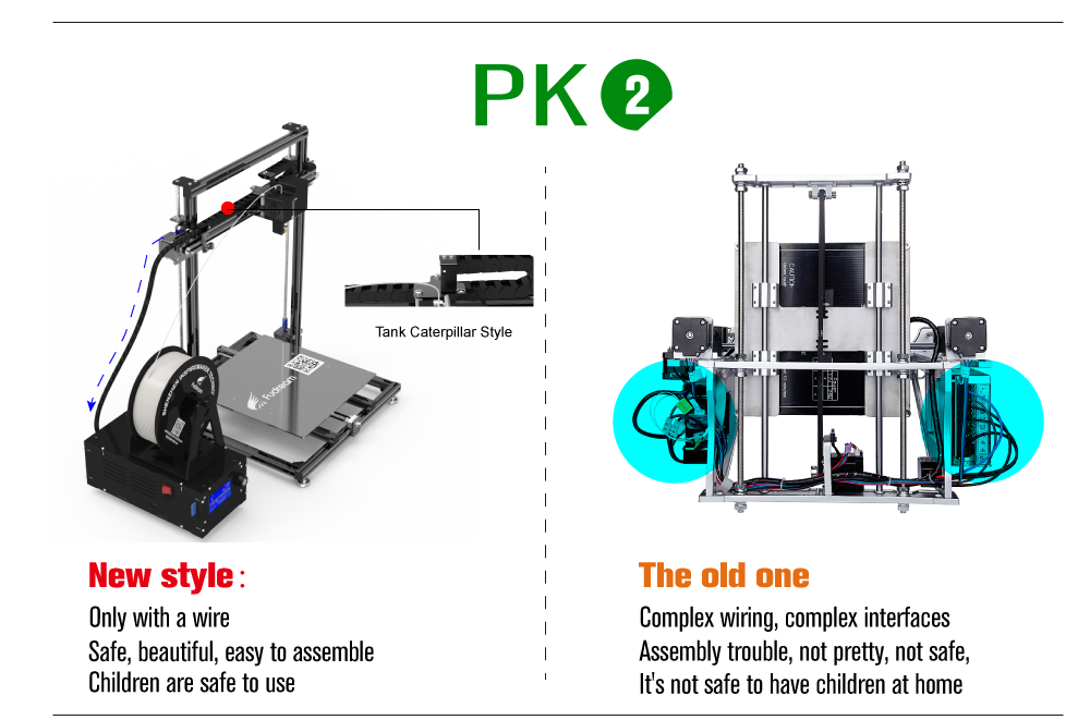 2019 new technology large printing size digital 3d printer for 3d printing models
