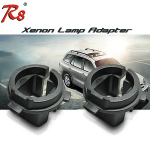 Car H7 HID Xenon Bulb Adapter Lamp Chuck holder For KIA K5 For Hyundai Headlight