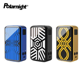 RDA IPS screen VW 228w box mod kit Dual 18650 battery with TPD approved