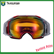 Best Quality Popular Mirror Lens Snowboard Winter Ski Sports Goggles