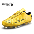 2016 Sports Training Brand Football Boots boy kid design men s Turf soccer Hard Court Sneakers