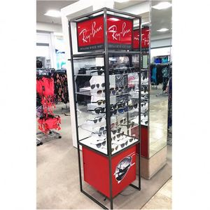 factory price rotate sunglass rayban display stand