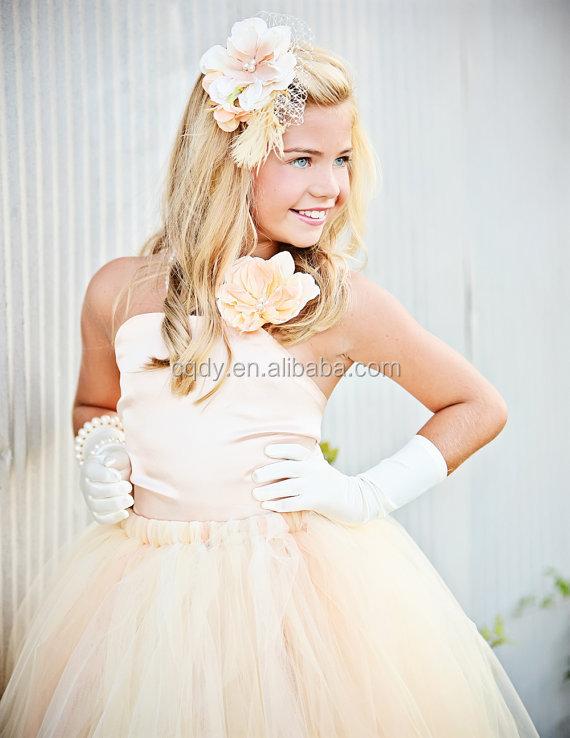 Vestidos de ninas para bodas 2014