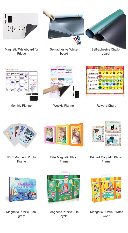 Игрушки и хобби на заказ Дети расписание поведение доска ответственность Chore Chart Магнитная