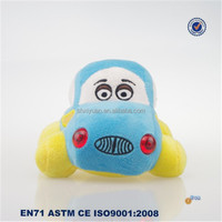 Custom made wholesale soft plush toy car for kids