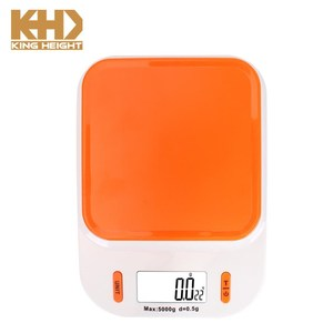 KH-0084 Kingheight LED Backlight Multi Colors Household Digital Health Scale