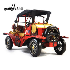 Wholesale Vintage Antique Old Classic Model Car For Sale 1:12-SCALE JLC237N-ORG