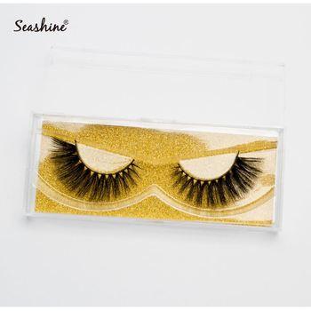 0ae466469c0 European Fashion Private Label False Eyelashes 3d Mink Lashes - Buy ...