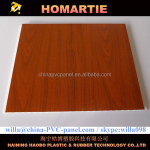 wood design laminated pvc wall panel pvc wood wall cladding for shower cheap washable ceiling panel plastic board pvc ceilin