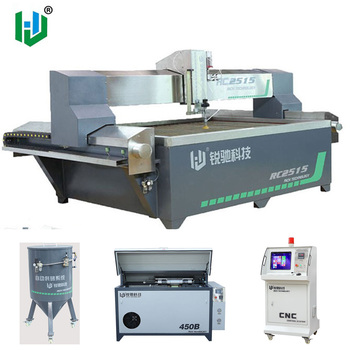 Rich 5 Axis Cnc Water Jet Cutting Machine - Buy 5 Axis Cutting Machine,Cnc  Water Jet Cutting Machine,Abrasive Waterjet Cutting Machine Product on