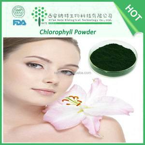 High purity 95% Natural pigment pure sodium copper chlorophyll powder