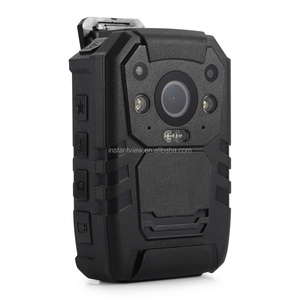 IP65 Ambarella A7 Chipset 1296P Waterproof 11 hours continuous recording police body worn cam with 4G Wifi GPS
