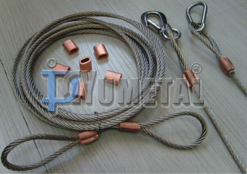 Wire Rope Sling Ferrule, Wire Rope Sling Ferrule Suppliers and ...
