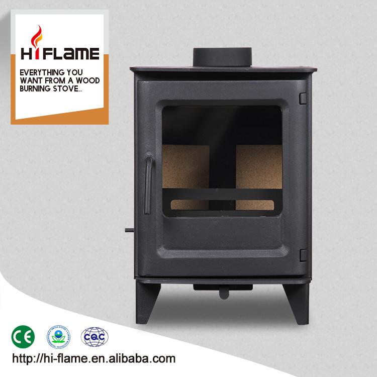New Arrival Hiflame Steel Plate Wood Burning Stove Sya001