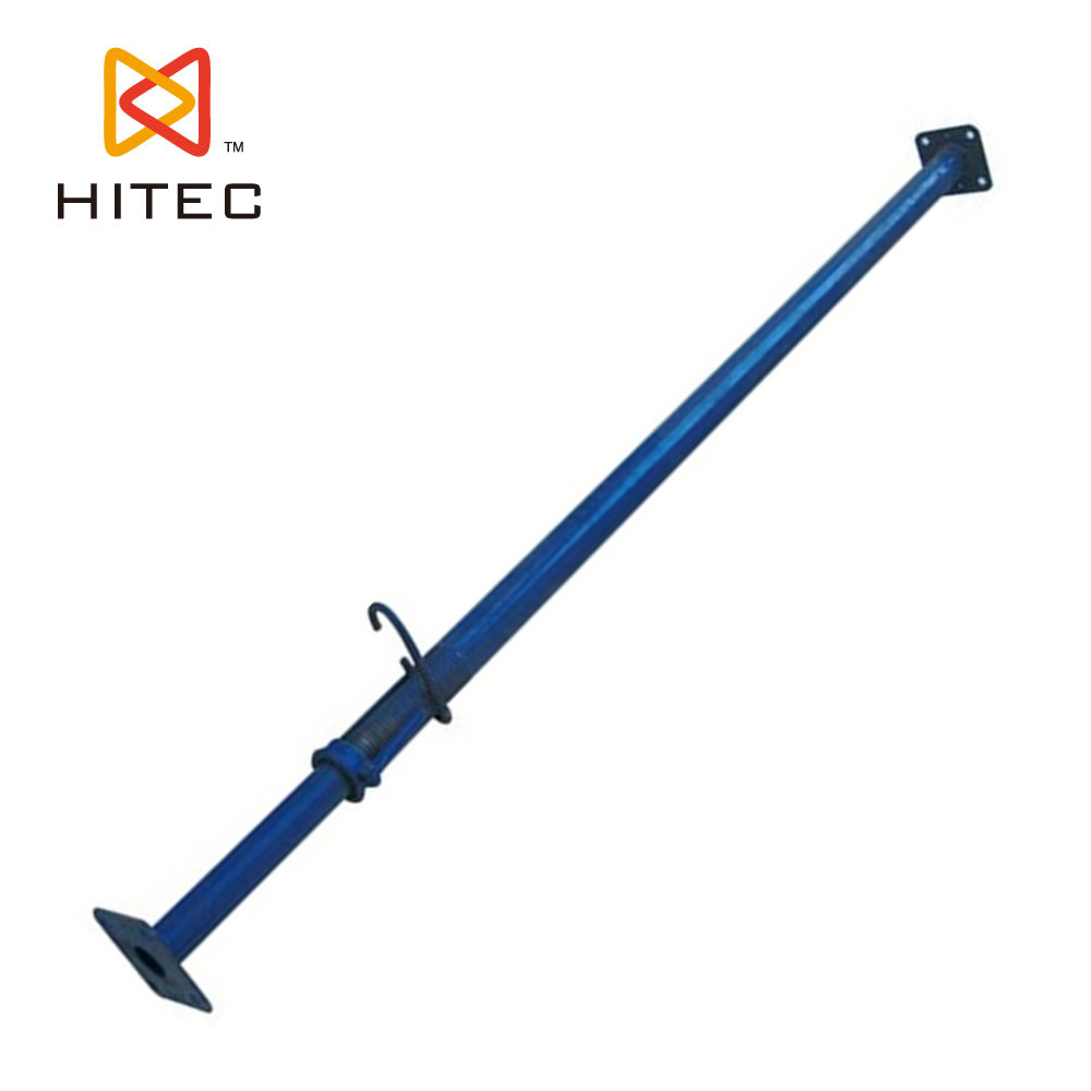 China Scaffolding Powder Coated Adjustable Steel Shoring Prop