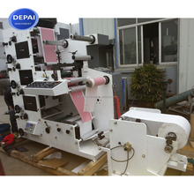 DP FPL480-4 4 Color Flexo Die Cutting Printer Slotter Die-cutter Stacker And Printing machine