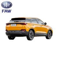 FAW off road gas power sedan passenger vehicle cars T77