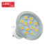Glass Housing Epistar SMD5050 12pcs 1.8W gu10 24v led spot light