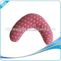 100% Polyester U Shape Office Neck Support