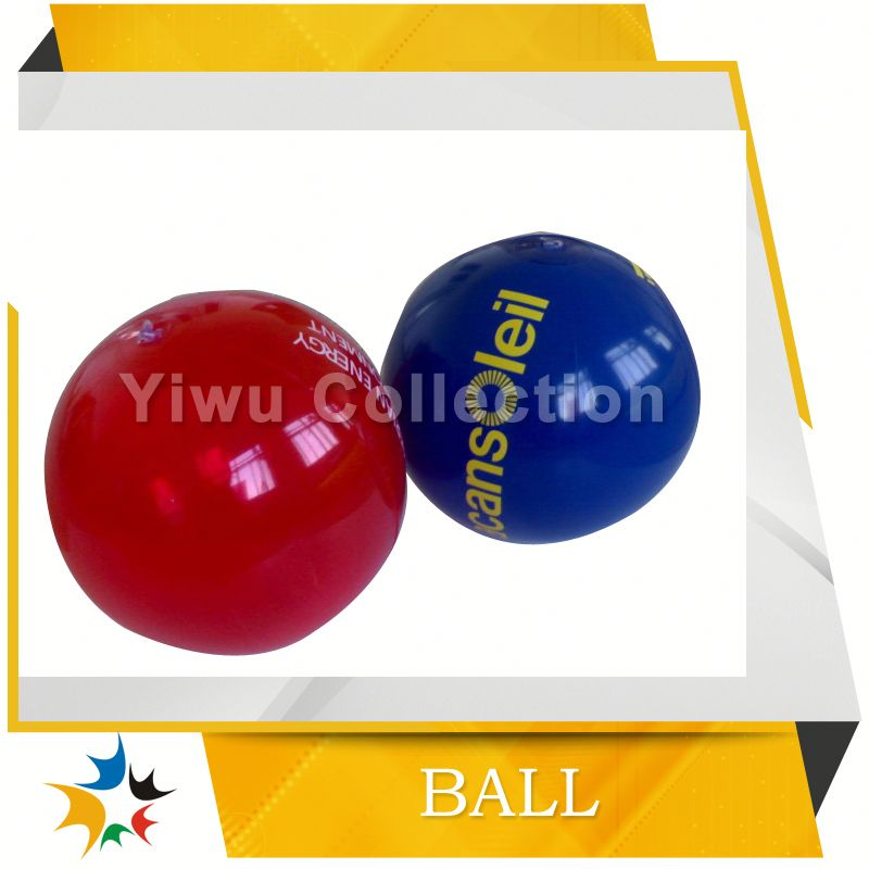 good quality hot seller factory selling half inflatable zorb ball