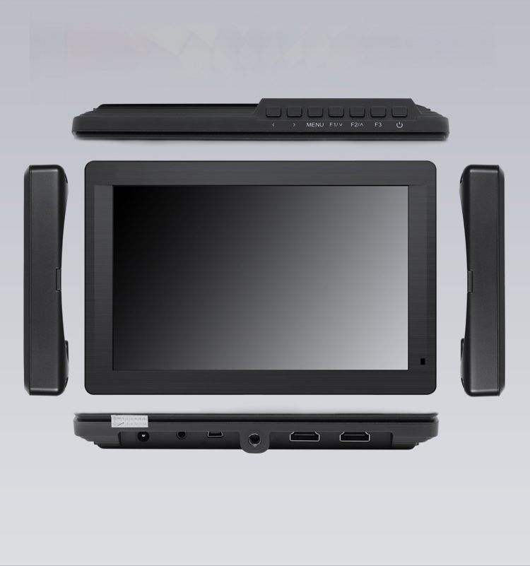 7 inch 4K HDM I On Camera Field Monitor DSLR Monitor